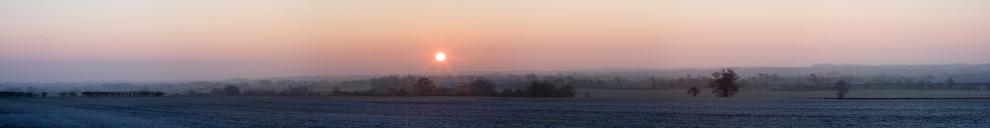 Early Morning in Cambridgeshire