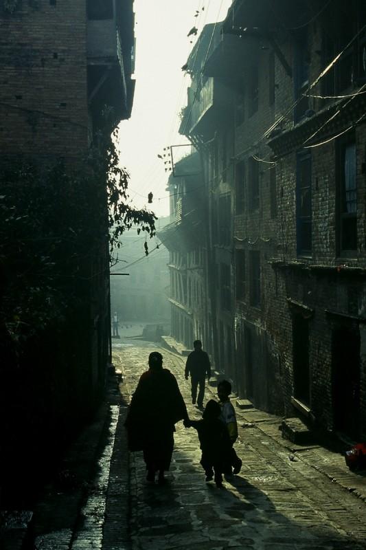 Nepalese Street