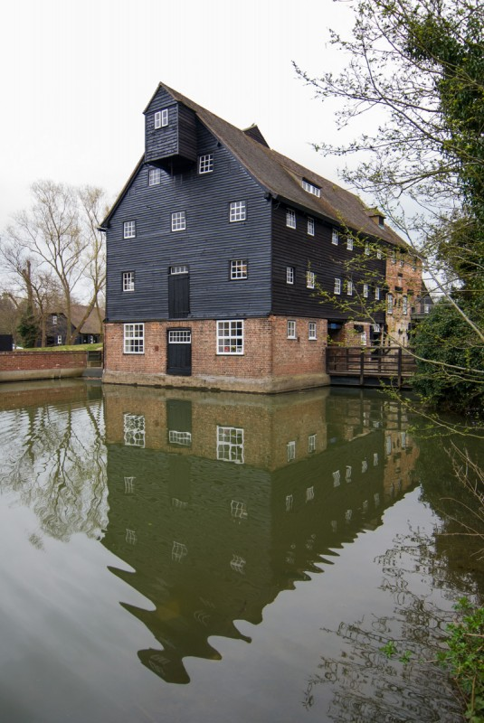 The Houghton Mill